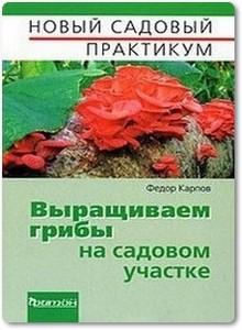 Выращиваем грибы на садовом участке - Карпов Ф. Ф.