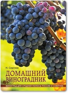 Домашний виноградник - Сергеев Н. Г.