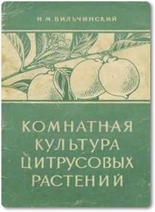 Комнатная культура цитрусовых растений - Вильчинскин Н. М.