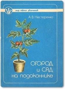 Огород и сад на подоконнике - Нестеренко А. В.