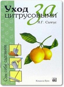 Уход за цитрусовыми - Салгус Я. Г.