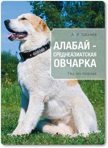 Алабай - среднеазиатская овчарка - Шкляев А. Н.