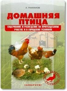 Домашняя птица - Рахманов А. И.