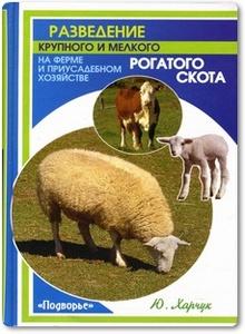Разведение крупного и мелкого рогатого скота на ферме и приусадебном хозяйстве - Харчук Ю. И.