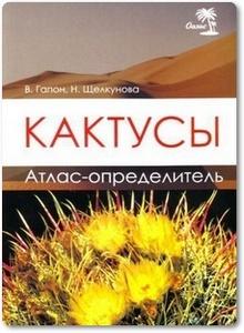 Кактусы: Атлас-определитель - Гапон В. Н. и др.