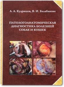Патологоанатомическая диагностика болезней собак и кошек - Кудряшов А. А. и др.
