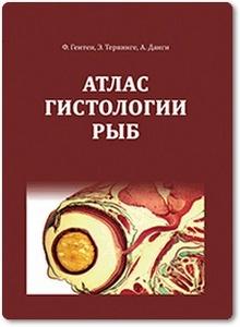 Атлас гистологии рыб - Гентен Ф. и др.