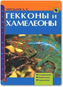 Гекконы и хамелеоны - Чагодаев А. Е.