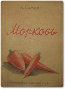 Морковь - Сажин А.
