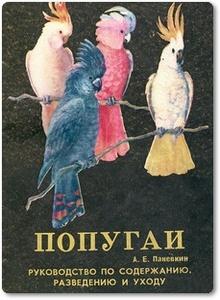 Попугаи: Руководство по содержанию, разведению и уходу - Паневкин А. Е.