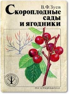 Скороплодные сады и ягодники - Зуев В. Ф.