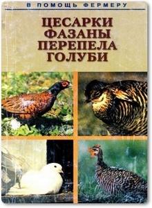 Цесарки, фазаны, перепела, голуби - В помощь фермеру